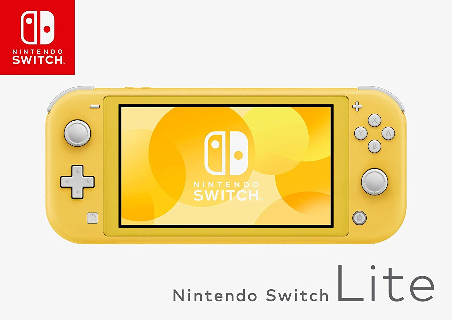 Nintendo Switch Lite – Consola color Amarillo, Edición Estandar